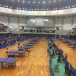 『2019年度 全日本卓球選手権大会(ホープス カブ バンビの部)結果【 仙台ジュニア 】』の画像