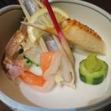 『今季初の蟹!「ずわいがにコース」~カニとフグの専門店 【福島 かにふぐ家】』の画像