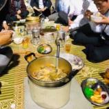 『愛媛の秋の風物詩芋炊きで #ネトウヨ安寧』の画像