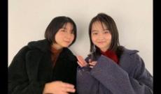 女優の上白石萌歌(19)が26日、自身のインスタグラムを更新。元乃木坂46で女優の伊藤万理華(23)との写真を公開し、ファンから反響が寄せられている。