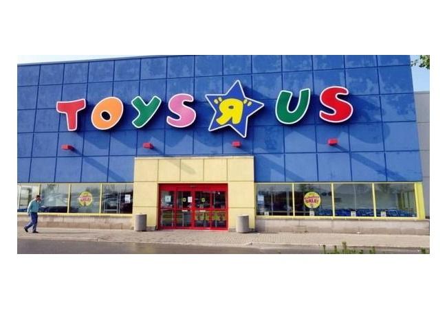 閉店間際のトイザらスで1億円の玩具を買い子どもたちへ寄付した男