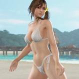 『DOAXVV【みさき】いい体にエロ水着にてビーチでお戯れ撮影』の画像