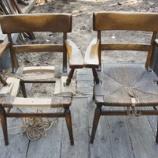 『椅子の修理』の画像