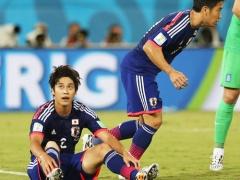 【速報中】日本、ギリシャ10人相手に得点奪えず痛いドロー!!