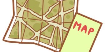 宿で一度解散した時「周辺MAP貰ったよ!」と連絡が。「すぐ行く!」と言って向かったんだけど…