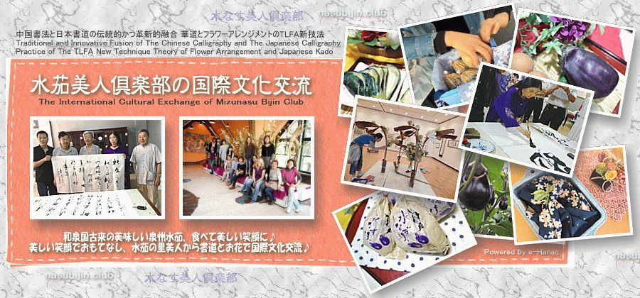 水茄美人倶楽部の国際文化交流blog イメージ画像