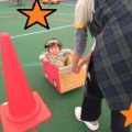 ひよこ組☆運動会ごっこをしました☆