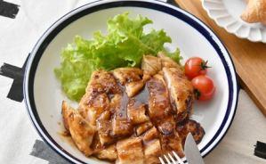 ステーキ風に仕上げる鶏肉レシピ