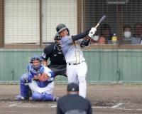 【阪神】坂本、手荒いサイレント1号!正捕手へアピール!!
