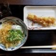 丸亀製麺でうどんのお供の天ぷらを二つ選んでください
