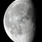 『月齢20.0の綺麗なお月様』の画像