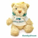 Cathay Pacific Airlines Bear