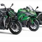 カワサキ Ninja H2 SXシリーズ、先進装備充実の最上位モデル発売へ!!!