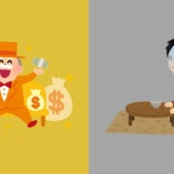 『【真実】最新の研究結果「格差の拡大と共にお金と幸福の関係が以前より強くなっている」←まだ人生お金じゃないと言ってる人いるの・・・』の画像