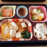 『地域の栄養管理 多職種で配食弁当の試食』の画像