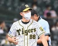 6失点阪神伊藤将司へ矢野監督「真っすぐが基本にならないと」一問一答