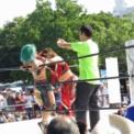 第67回湘南ひらつか七夕まつり2017 その63(平塚七夕プロレス/女子シングルマッチ)