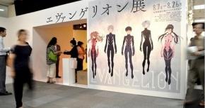 銀座「エヴァンゲリオン展」開催中8/26迄。客層wwwwwこれが一般ウケアニメの実力…