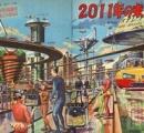 50年前の東京が今とあまり変わらない。50年後なんて未来都市になってると思ってた。
