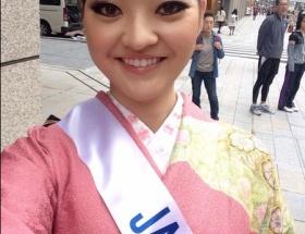 ミスインターナショナル日本代表を見た中国人が「ウルトラマンティガだ」と驚嘆・失禁