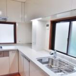 『【リクシル】キッチンリフォームの施工事例』の画像