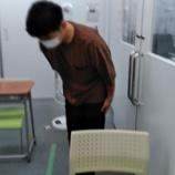 『【早稲田】面接練習の様子』の画像