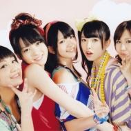 本日4/5の℃-ute渋谷イベントが朝から長蛇の列で明治通りまで並んでいるらしい。Berryz工房やモーニング娘。より長いとのこと アイドルファンマスター