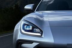 スバル新型BRZのヘッドライトを見よ! 11月18日新型公開