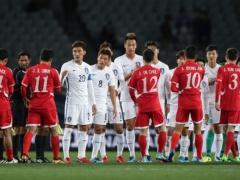 韓国さん、15日のW杯予選北朝鮮アウェー戦・・・マスコミ応援団入国禁止、生中継なし放映権7倍w