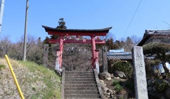 暇だし近所の神社巡りしてくる『下南室赤城神社』『愛宕神社』他(画像あり)