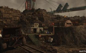 放棄された鉱山シャフト・エレイン(Abandoned mine shaft Elaine)