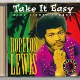 『Hopeton Lewis「Take It Easy: Rock Steady Reggae」』の画像