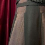 『新作 ウールスカートが完成。』の画像
