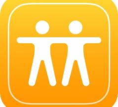 【iPhone】「友達を探す」アプリで現在の位置情報通知を一時的に拒否する方法