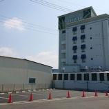 『岐阜県羽島市 ホテルS様 駐車場アスファルト舗装工事 施工例』の画像
