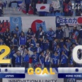 ◆速報◆E1第2戦 日本×香港 日本、大島のCKを田川が押し込み代表初ゴール!2-0!