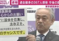 東京都医師会「安倍よ、これが最後のチャンスだ」