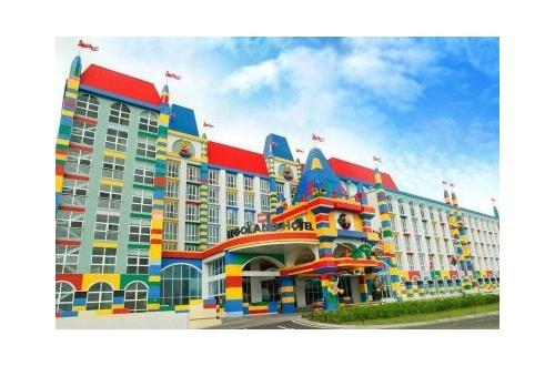 【悲報】「レゴホテル」1室31,000円からwwwwwwのサムネイル画像
