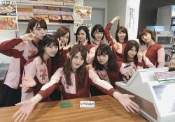 この画像、やっぱり松村沙友理ちゃんに目が行ってしまう・・・w