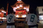 住吉神社で『だんじり祭り』やってる!~本宮は今日10/19(日)だ!~