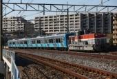 『2013/11/26~27運転 青い森鉄道703系甲種輸送』の画像