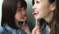 【乃木坂46】白石麻衣と生田絵梨花がかわいい!姉妹みたいだな!