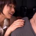 美尻スレンダーショートカット美少女「湊莉久」がピンサロ嬢に!かわいい顔してエロイ!美脚スレンダーな身体でベロチューしながらご奉仕サービス