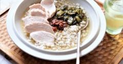 体重がマジでヤバいので「押し麦」で本気ダイエット始めます!満腹感と食物繊維が凄い!