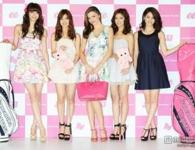 【板野再来】E-girlsがサマンサタバサのプレスで公開処刑されるwwwwwwwwwwww