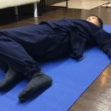 『当院で首と腰の状態を確認する理由(その3・ゆる体操・操体法編)』の画像