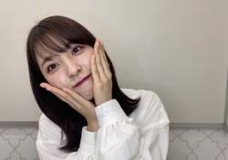 【画像】『のぎおび』の早川聖来ちゃんの顔面ドアップwwwwwww