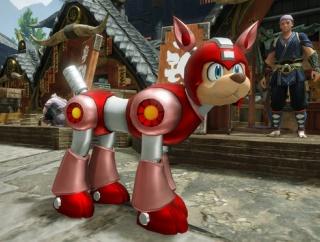 【MHRise】カプコンコラボ第4弾はロックマン!! ラッシュになりきれるオトモガルクの重ね着装備が9月24日に登場!【モンハンライズ】