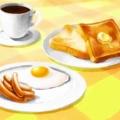 ≪笑顔のスイッチ≫ ちょっと豪華な朝食