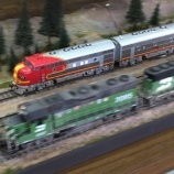 『North American Model Railroad Club (NAMRAC) 「公開運転会」【2017年7月16日(日)】』の画像